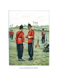 The 43rd Oxfordshire Light Infantry, C1890 Giclee Print by Geoffrey Douglas Giles