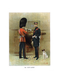 The Scots Guards, C1890 Giclee Print by Geoffrey Douglas Giles