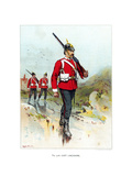 The 30th East Lancashire, C1890 Giclee Print by Geoffrey Douglas Giles