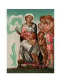 The Manchester Madonna, C1497 Giclee Print by Franz Kellerhoven