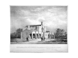 Stockwell Grammar School, Lambeth, London, C1850 Giclee Print by George Barnard