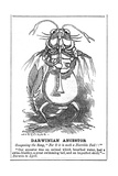 Darwinian Ancestor, 1887 Giclee Print by George Du Maurier
