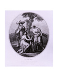 Ceres, C1782 Giclee Print by Francesco Bartolozzi