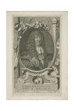 Samuel Butler in Wig and Robes, 1744 Giclee Print by George Vertue