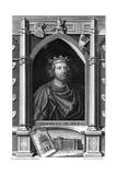 King Henry III Giclée-Druck von George Vertue