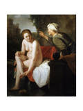 Bathing Bathsheba, 17th Century Giclee Print by Govaert Flinck