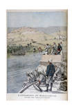 Events in Madagascar: the Capture of Mevatanana, 1895 Giclee Print by Henri Meyer