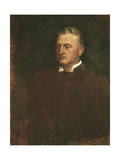 Cecil Rhodes, English-Born South African Statesman, 1898 Giclee Print by George Frederick Watts