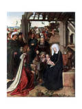 The Adoration of the Magi Giclee Print by Gerard David