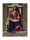 Christ Enthroned, (Saviour of the World), C1505 Giclee Print by Giovanni Battista Cima Da Conegliano