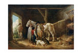 The Reckoning, C1783-1804 Giclee Print by George Morland