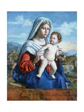 The Virgin and Child, C1505 Giclee Print by Giovanni Battista Cima Da Conegliano