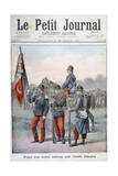 Proposed New Uniforms of the French Army, 1897 Giclee Print by Henri Meyer