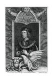 Richard III of England Giclée-Druck von George Vertue