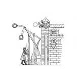 Siege Machine, C1260 Giclee Print by Henry Shaw