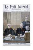The Dreyfus Affair, 1898 Giclee Print by Henri Meyer