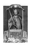 Edward I of England Giclée-Druck von George Vertue