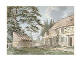 Overshot Mill Near Greenford, Middlesex, 1797 Giclee Print by George Shepherd