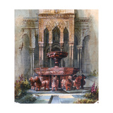 Mauresque Fountain, 1820-1876 Giclee Print by George Sand
