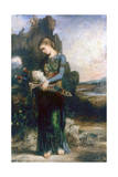 Orpheus, 1865 Giclee Print by Gustave Moreau