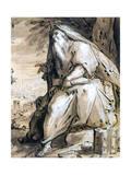 Prophet, C1600 Giclee Print by Hendrik Goltzius