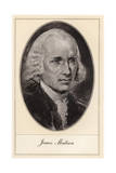 James Madison, Fourth President of the United States Giclee Print by Gordon Ross