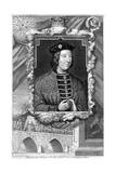 King Edward IV of England Giclée-Druck von George Vertue
