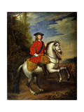 Portrait of King George I of Great Britain, 1717 Giclee Print by Godfrey Kneller
