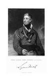 Thomas Graham, Baron Lynedoch (1748-184), British Soldier, 1831 Giclee Print by Henry Meyer