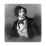 Benjamin Disraeli, 19th Century British Conservative Statesman and Writer Giclee Print by H Robinson