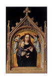 The Madonna and Child Giclee Print by Gerard David