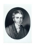Sir John Herschel, Astronomer and Scientist, 1810S Giclee Print by Gaspare Gabrielli