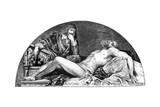 Joseph Ribera, Spanish Artist Active in Italy, C1880-1882 Giclee Print by Hans Makart