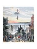 Théâtre De La Gaîté, Niagara Falls, 1892 Giclee Print by Henri Meyer