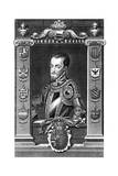 Philip II, King of Spain, (173) Giclee Print by George Vertue