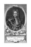 George I, King of Great Britain, 18th Century Giclee Print by George Vertue