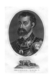 Charles V, Holy Roman Emperor Giclee Print by J Chapman