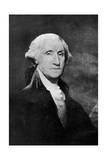 George Washington, First President of the United States Giclee Print by Gilbert Stuart