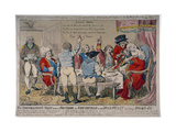 Corporation of Windsor, 1790 Giclee Print by Isaac Cruikshank