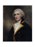 Captain William Bentinck (1764-181), Naval Commander, 1787-1788 Giclee Print by George Romney
