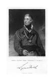 Thomas Graham, 1st Baron Lynedoch, Scottish Politician and Soldier, 1831 Giclee Print by Henry Meyer
