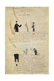 Absinthe/Victor Hugo, C1895-1900 Giclee Print by Guillaume Apollinaire