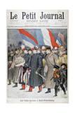 Saint Cyriens, St Petersburg, Russia, 1899 Giclee Print by Henri Meyer