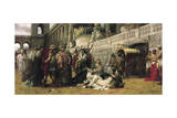 A Christian Dirce, 1897 Impression giclée par Henryk Siemiradzki
