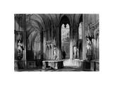 Mausoleum of the Orleans Family, Chapel of Dreux, France, 1875 Giclee Print by Henry Adlard