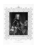 John Churchill, 1st Duke of Marlborough, English Military Officer Giclee Print by Henry Thomas Ryall
