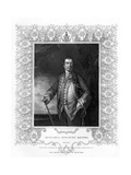 Augustus Keppel, Viscount Keppel, (1725-178), 19th Century Giclee Print by Henry Thomas Ryall