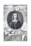 Thomas Willis, Physician, 1742 Giclée-Druck von George Vertue