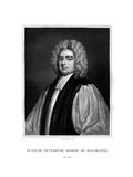 Francis Atterbury, Bishop of Rochester Giclee Print by Henry Thomas Ryall