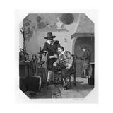 Paulus and Adam Van Vianen, Dutch Silversmiths, C1870 Giclee Print by H Sluyter